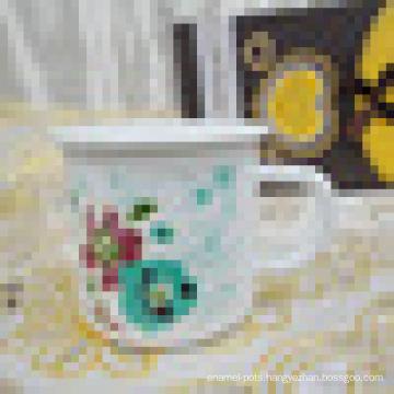 Stylish printing decal custom enamel personalised mugs