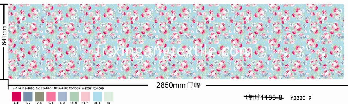 XINGANG BEDDING FABRIC (50)