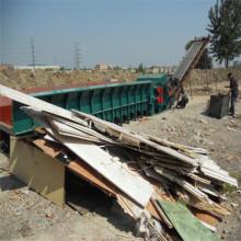 Destructora trituradora astilladora de madera de contrachapado
