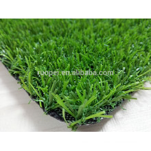 15mm green color indoor and outdoor artificial grass carpet for balcony
