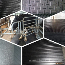 Anti Fatigue Rubber Sheet for Cow / Horse