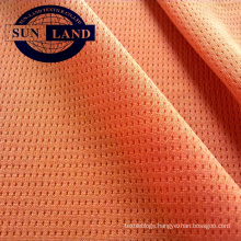 dry fit garment fabric 100 polyester mesh fabric for bedding set
