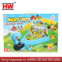 Electronic kids hoodle shooting game educational toy