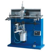 Impresora de balas de plástico ronda impresora automática semiautomática máquina de impresión de pantalla