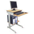 6820 Office Furniture Factory Price Computer Wooden Workstation Table