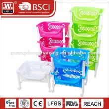 Plastic dish rack