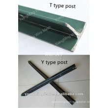 Steel Fence Post Price (T&Y post)