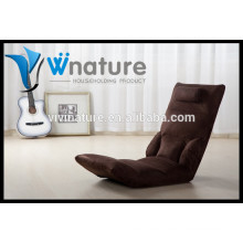 legless floor chair, portable folding chair leisure living room floor chair