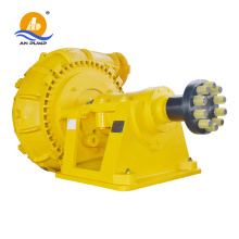 River Dredging Sand pump with overhung impeller