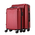 Hot Sale sky travel time troli luggage set