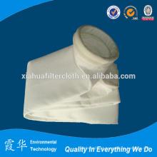 China fornecedor de poliéster ar cimento indústria filtro tecido