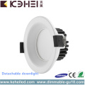 Luces empotradas de techo empotrables 5W Dimmable Downlight