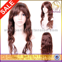High Quality 100 Virgin Remy Hair Brazillian Lace Wig Body Wave