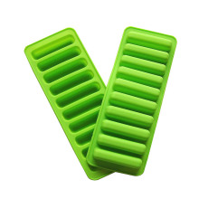 10 cavity bar silicone ice cube mold