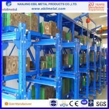 Порошковая сталь Сталь Q235 Стеллаж для стойки / Sild Racking From Nanjing