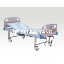 a-192 Movable Double-Function Manual Hospital Bed