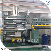 High Voltage Foil Coil Winding Machine