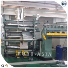 Máquina de enrolamento de bobina de folha de alta tensão