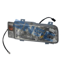 FAW spare parts headlight 3711070-Q710  Headlamp assembly