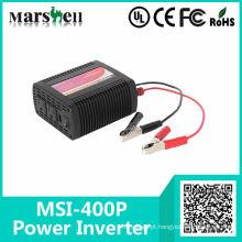 300 ~ 500W Potência de saída do inversor de energia do carro com soquete