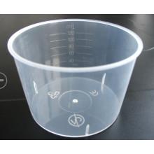 Tasse en plastique médicale 120ml jetable