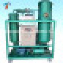 Equipo de tratamiento de alta calidad de aceite de turbina de desecho de alta calidad (TY)