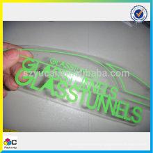 Hot sale cusotm decoration window stickers logo