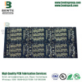 2-Layers PCB Simple Double Panel FR4 Tg150 ENIG 2u