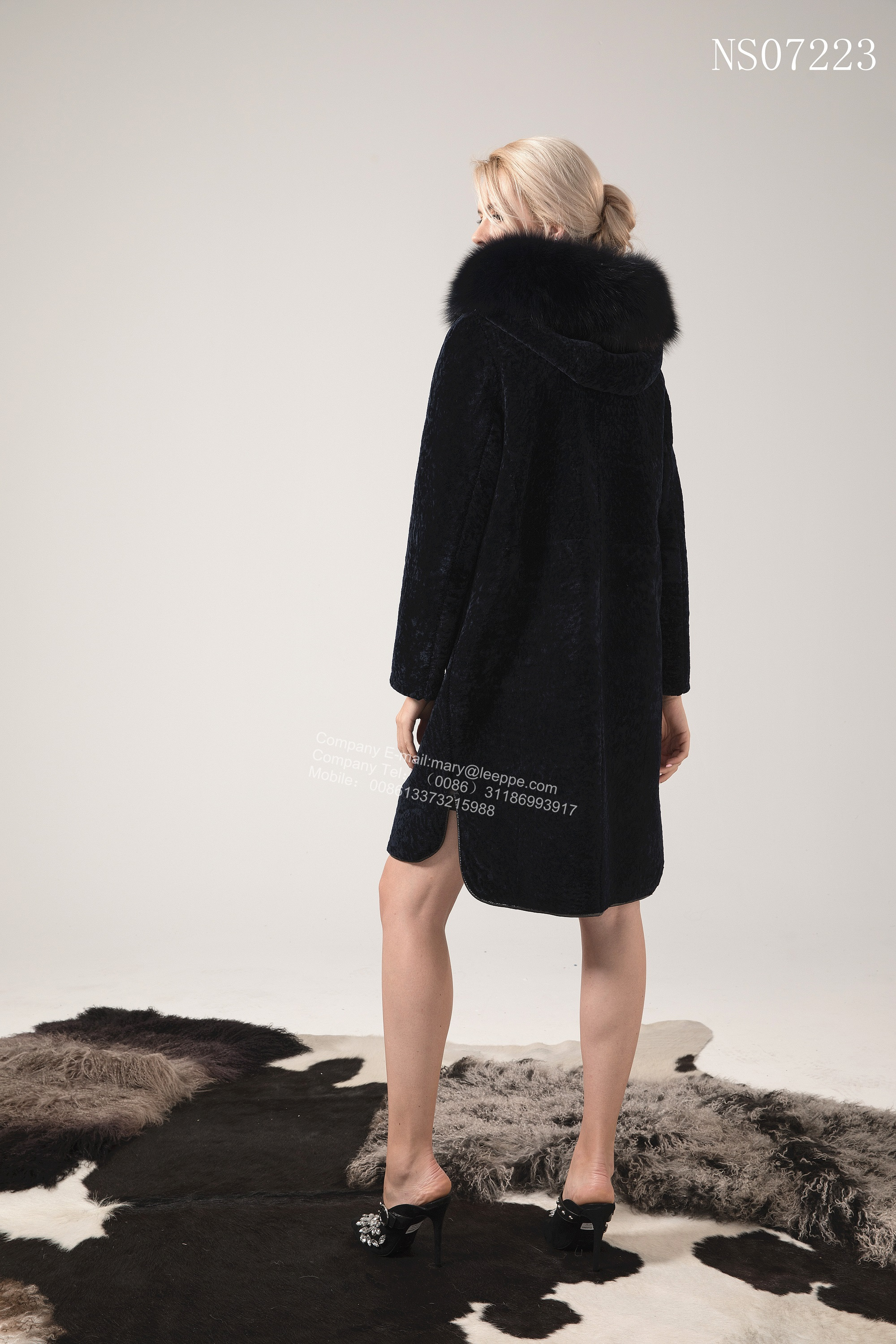 Reversible Merino Shearling