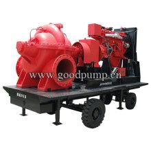 Cummins Diesel Engine Driven Pump Set