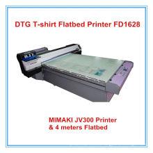 Máquina de impresión digital para camiseta