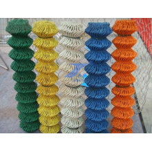Горячие Продажа ПВХ покрытием цепи ссылку сетка (TS-E135)