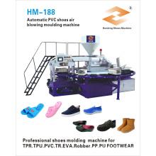 24 stations de chaussures en PVC faisant la machine