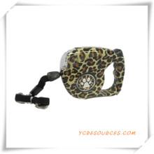 Leashs perro retráctil para el regalo promocional (TY05002B)