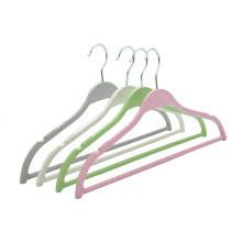 Biodegradable Cheap Price Wheat Straw Hanger Recycle Plastic Clothes Hanger