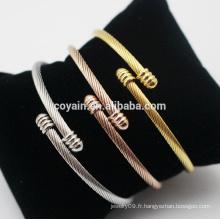 Bracelet en or blanc en or blanc 18 carats et bijoux en Arabie Saoudite