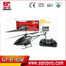 HOT outdoor flying rc helicóptero con cámara