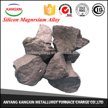 Nodulizer / magnésio ferro do silicone 10-50mm / 10-90mm