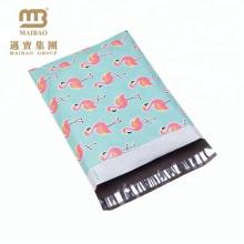 Сильное уплотнение Прилипателя собственной личности изготовленный на заказ Фламинго конструктор печати 10Х13 Поли конверты доставка конверты сумки
