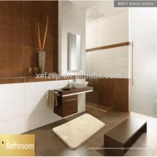 piso antideslizante de la estera de la ducha de las fábricas auditadas bv