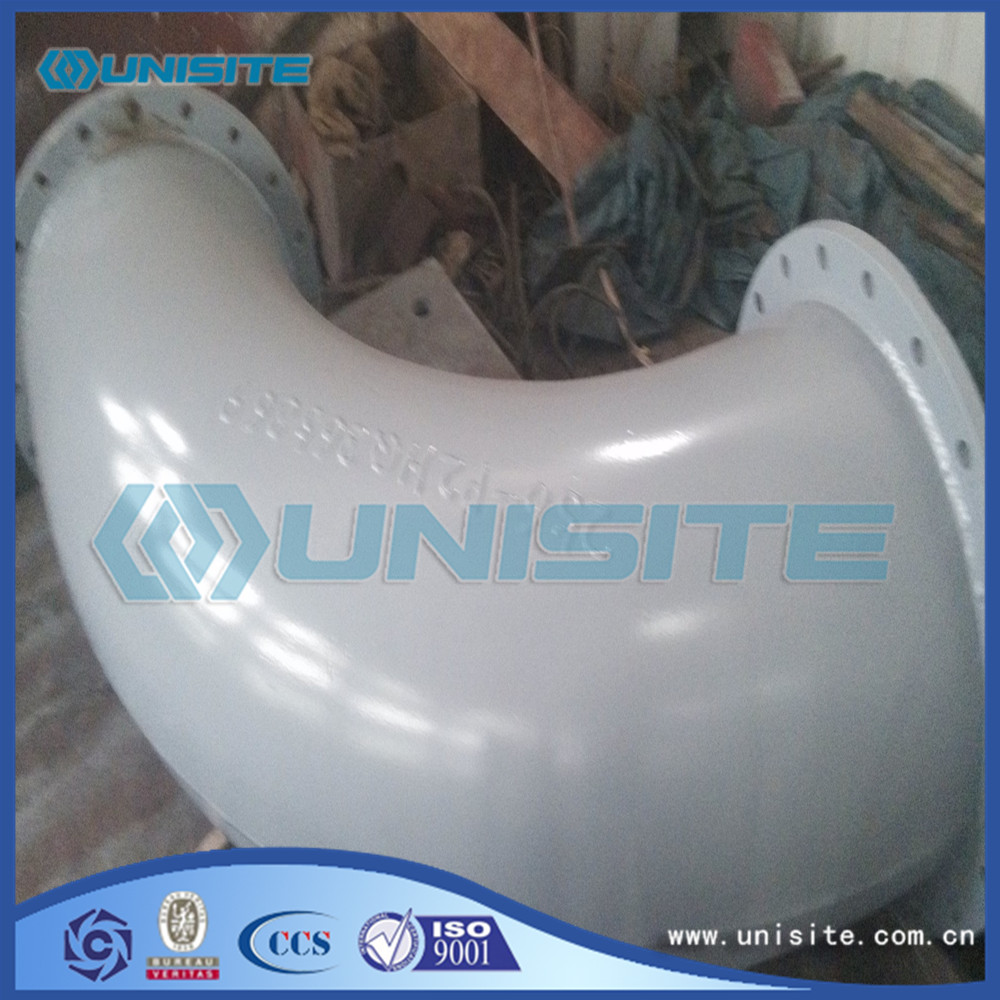 Steel Pipe Pressed Bends Fitting