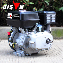 BISON CHINA GX210 7hp 210cc Recoil Start Small Gasoline Engine With Clutch