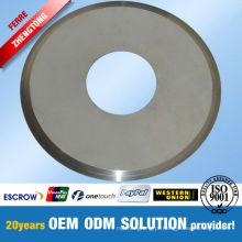 Disco de corte circular de lâmina afiada