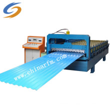 Corrugated Wave Color Steel Roll Forming Machine