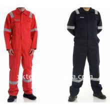 ropa de trabajo ignífuga funcional para ropa de trabajo ignífuga funcional de la industria para la industria