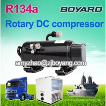 climatisation marine avec compresseur rotatif horizontal compresseur 24v Boyard hermétique actionné par soleil