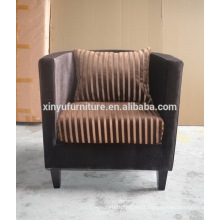 2014 new style tub sofa with perfect fabric design XYN196