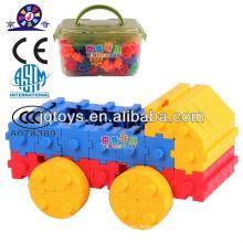 JQ coche de construcción de juguetes de plástico