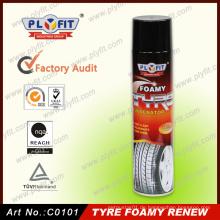 Mag Automatischer Autowaschrad Foamy Cleaner