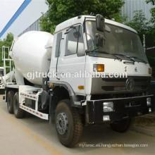China proveedor dongfeng pequeño camión hormigonera